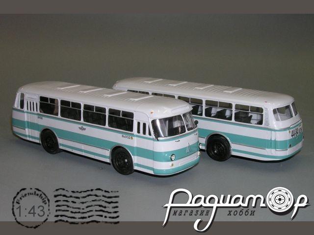 ЛАЗ-695М переходная модель (1973) V3-31.2