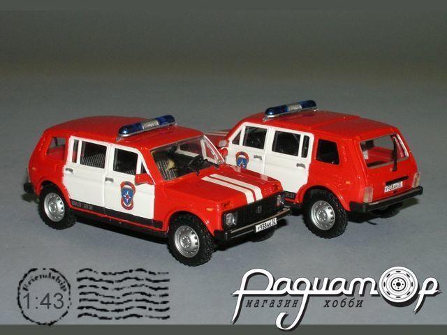 ВАЗ-2131 пожарная охрана (1993) РZ-70.4
