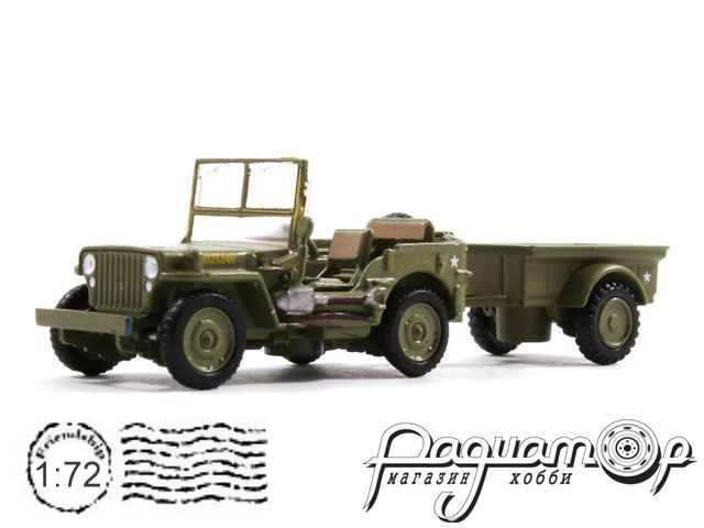 Willys MB Jeep (1945) KWB24