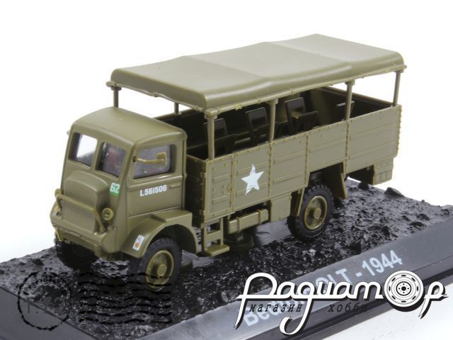 Bedford QLT (1944) KWB72
