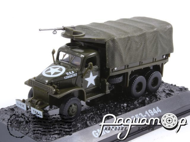 GMC CCKW 353 (1944) KWB12