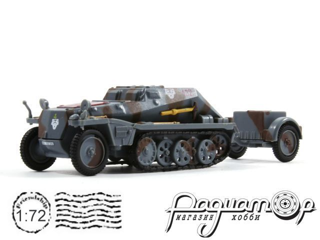 Sd.Kfz.252 Leichte Gepanzerte Munitionskraftwagen (1945) KWB61