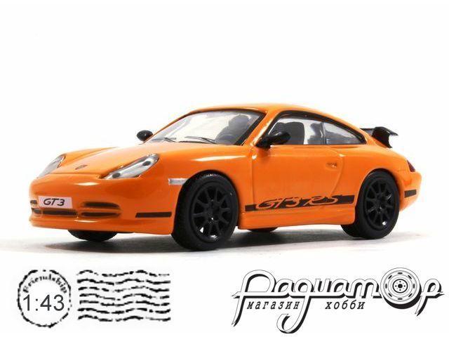 Суперкары №70, Porsche 911 GT3 (1999) (I) 2082