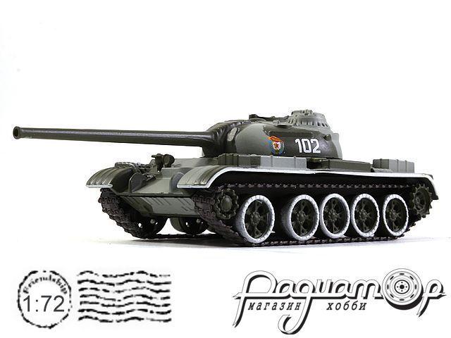 Русские танки №79, Т-54 камуфляж (1945)