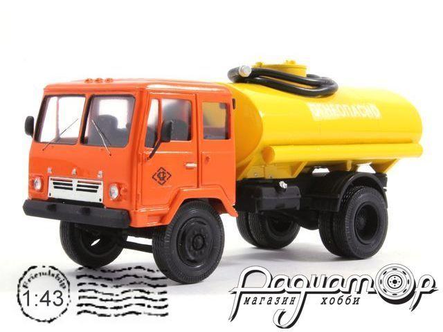 КАЗ-608 бензовоз (1972) 8-5