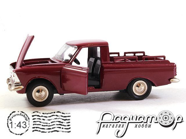 Москвич-408 пикап (1964) 43096
