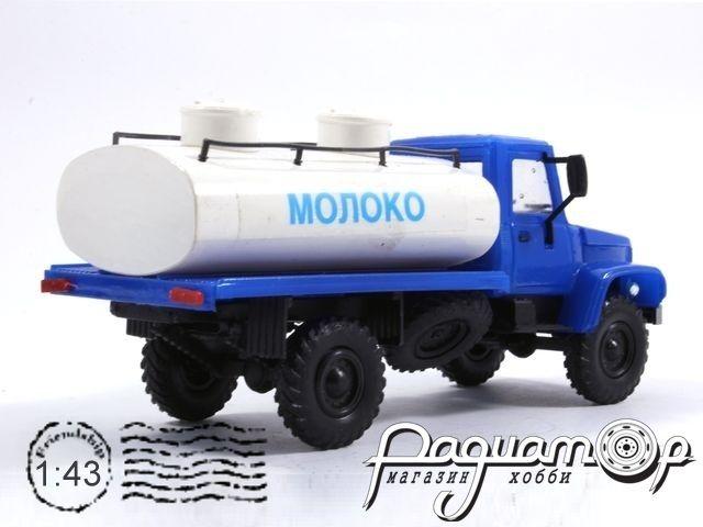 ГАЗ-33081 «Садко» бочка «Молоко» (1999) 4337-B