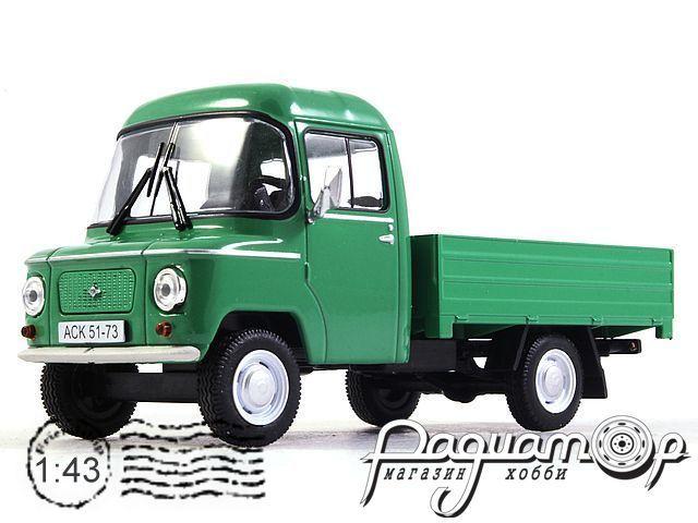 Kultowe Auta PRL-u №143, Nysa 522R (1960)
