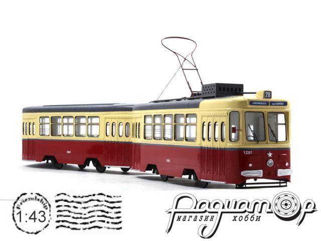 Трамвай КТМ-2/КТП-2 (1958) 11-4