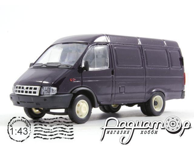 ГАЗ-2705 «Газель» фургон (1995) 43088