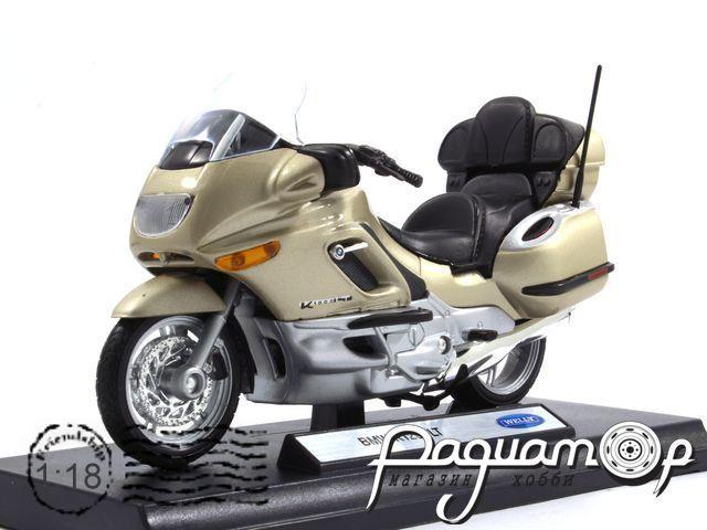 Мотоцикл BMW K1200LT (2009) WM14