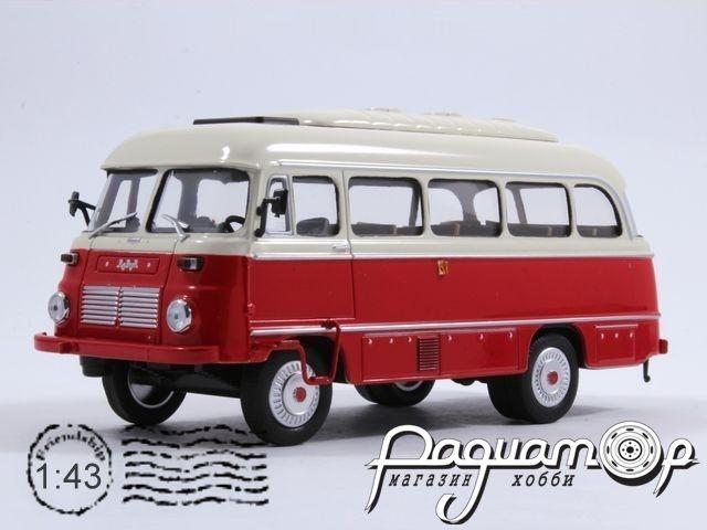 Автобус ROBUR Lo 3000 Fr 2 M/B 21 (1973) C6167006 (V)