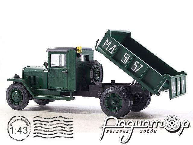 ЗиС-ММЗ-05 самосвал (1947) ZIS0510