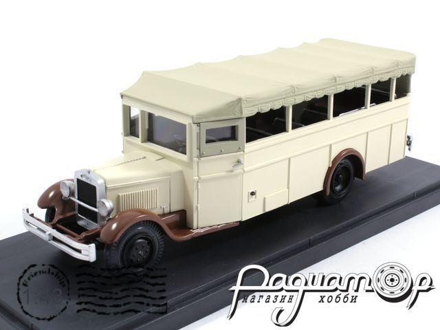 ЗиС-8 курортный с тентом (1935) MK191