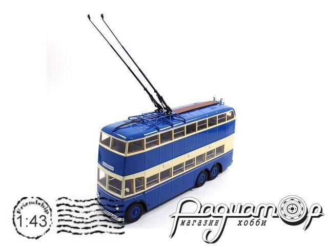 Троллейбус ЯТБ-3, двухдверный (1938) UM43-A5/2