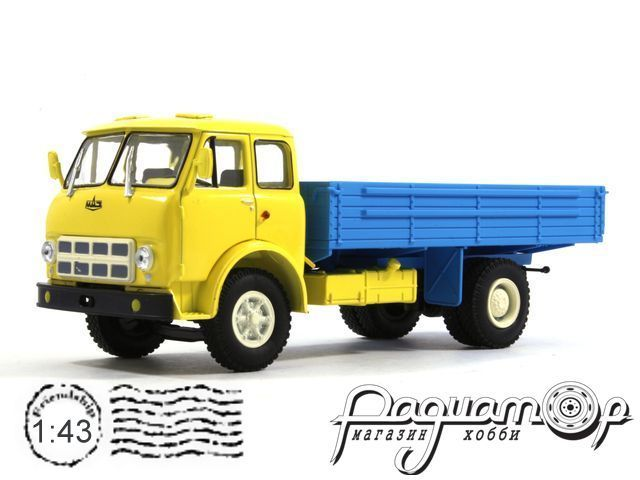 МАЗ-500А бортовой (1970) H284-Y