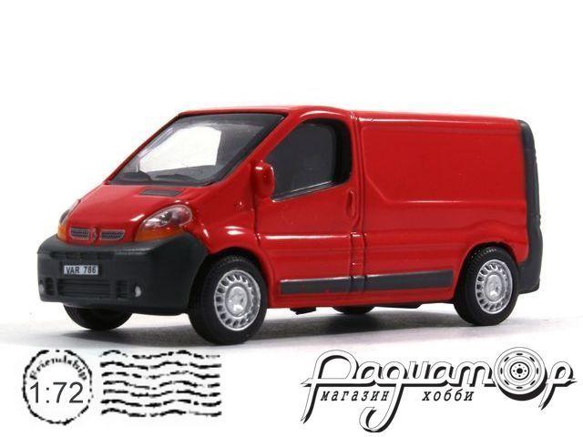 Renault Trafic фургон (2001) 192ND-0071