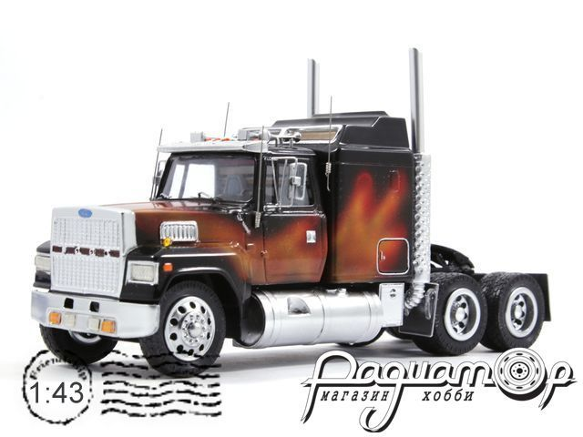 Ford LTL-9000 tractor (1980) 13-5-1-A