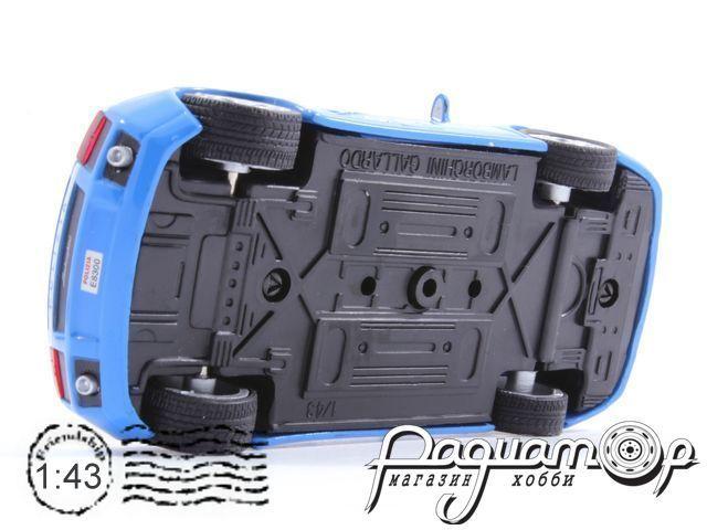 Полицейские машины мира №20, Lamborghini Gallardo Полиция Италии (2003)