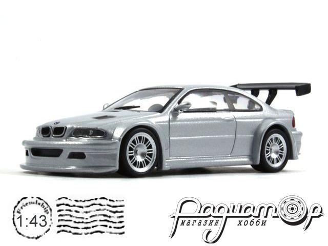 Суперкары №71, BMW M3 GTR (2008) (I)