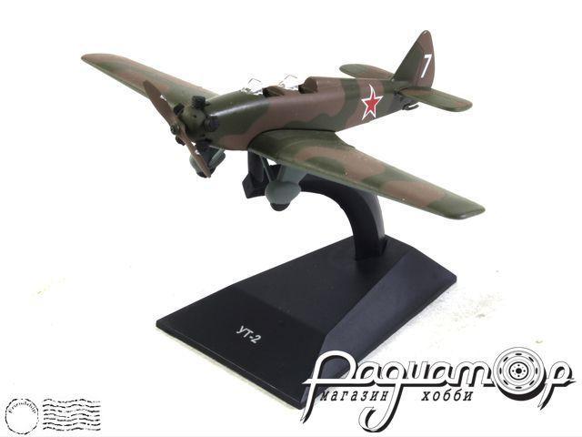 Легендарные самолеты №59, Ут-2 (1936) 1:89 (I) 1312
