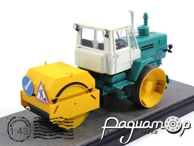 Каток дорожный СД-802 на базе Т-150 (1974) RTM015B
