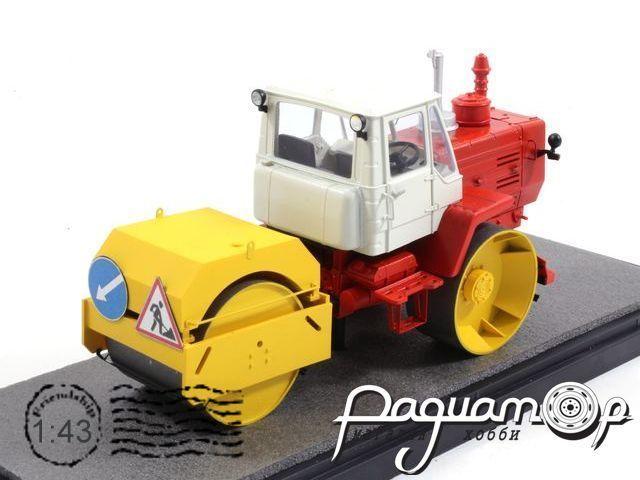 Каток дорожный СД-802 на базе Т-150 (1980) RTM015R
