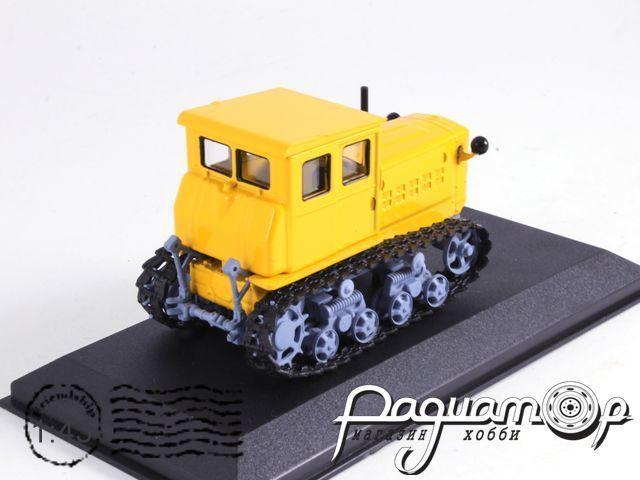 Тракторы №2, ДТ-54 (1949)