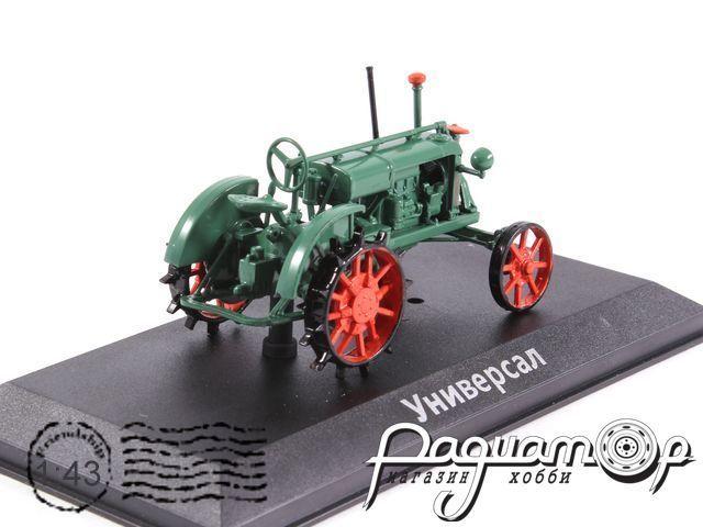 Тракторы №4, ВТЗ «Универсал» (1944) (L)