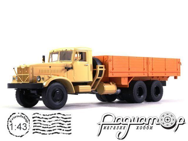 КрАЗ-257Б1 бортовой (1977) SSM1071