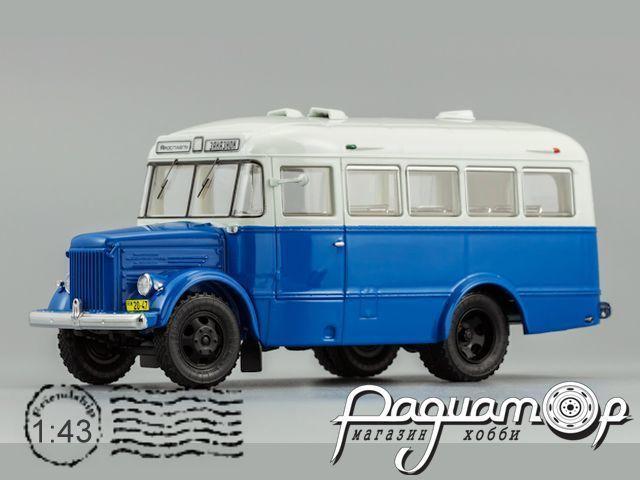 ПАЗ-651А «Ярославль-Заказной» (1957) 165102