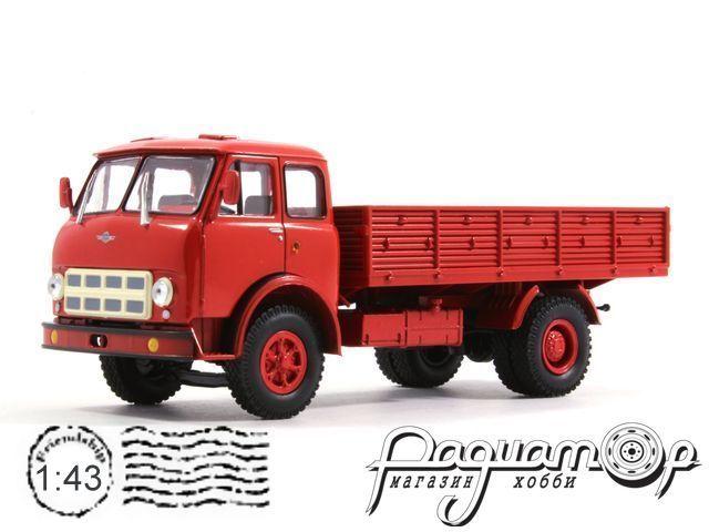 МАЗ-500А бортовой (1970) H285-R