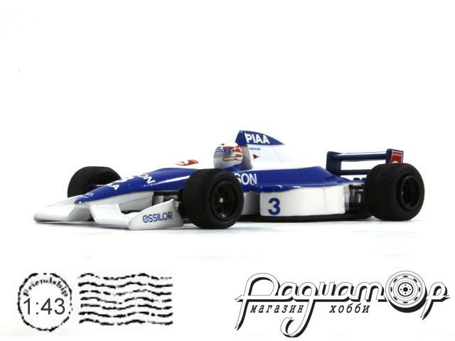 Tyrrell Ford F1 Satoru Nakajima (1990) F083