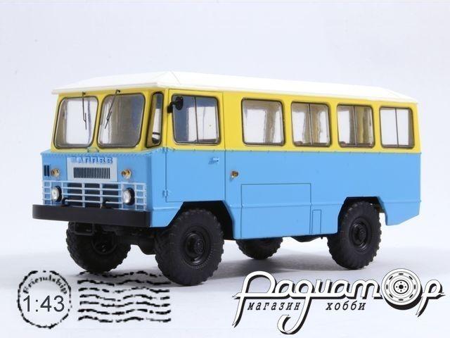 АПП-66 армейский автобус на шасси ГАЗ-66 (1975) SSM4010