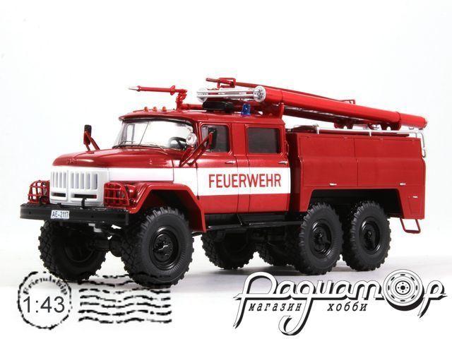 АЦ-40 (131)-137, Freiwilige Feuerwehr Treuen (1970) SSM1083-V