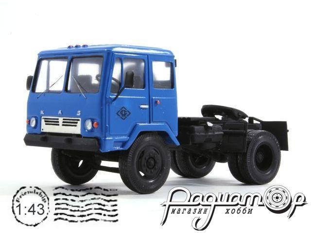 КАЗ-608 седельный тягач (1972) 8-2
