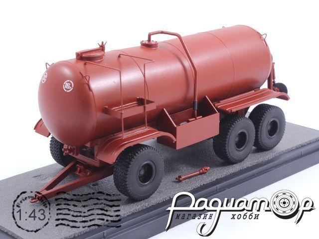 Машина для внесения жидких органических удобрений МЖТ-16 (1980) RTM016K