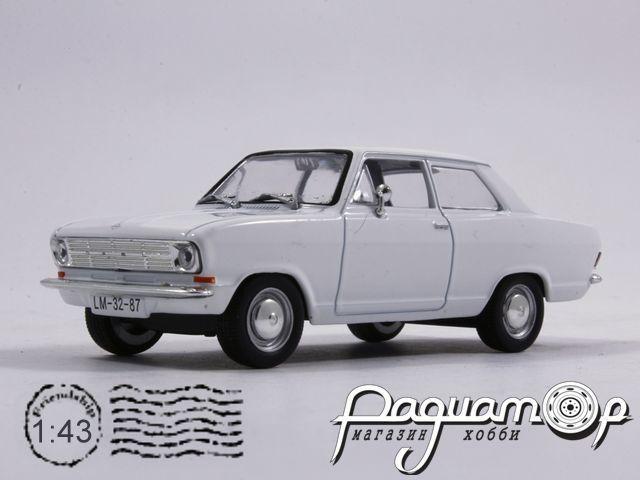 Retroautok №121, Opel Kadet B (1965)