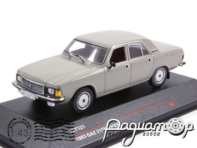 ГАЗ-3102 «Волга» (1983) IST121