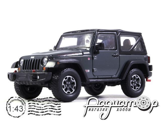 Jeep Wrangler 4х4 Rubicon 10th Anniversary (2014) 86047