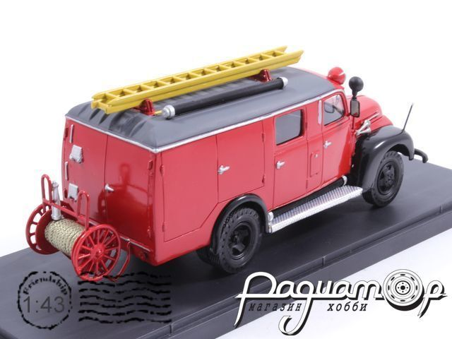 Ford FK 2500 LF 8 1 пожарный (1955) 21-2