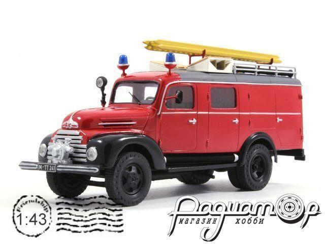 Ford FK 2500 LF 8 2 пожарный (1955) 21-3