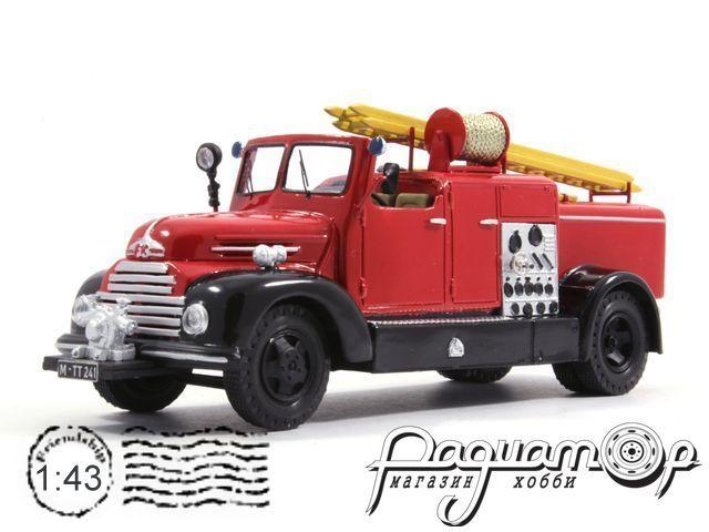 Ford FK 2500 LF 8 4 пожарный (1955) 21-5