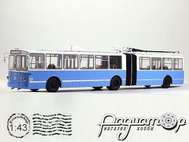 Троллейбус ЗиУ-10 (ЗиУ-683) (1986) SSM4006