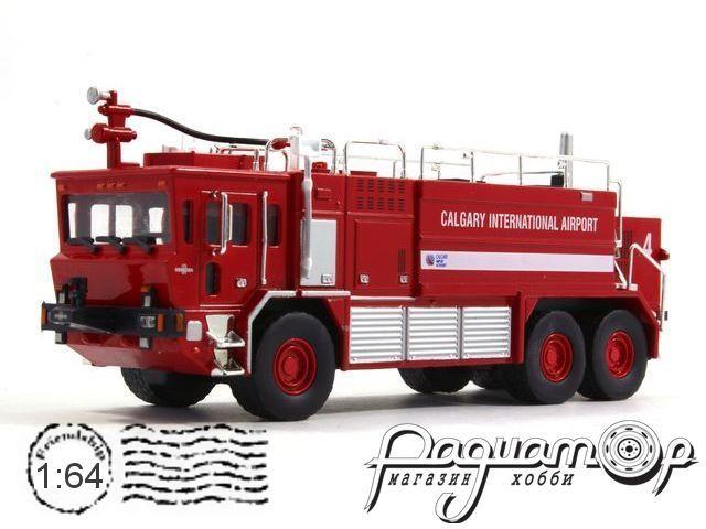 Oshkosh Crash Truck USA пожарная (1989) HG03 (D)*