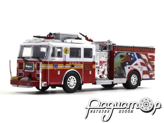 Seagrave Pumper USA пожарная (2003) KWS005