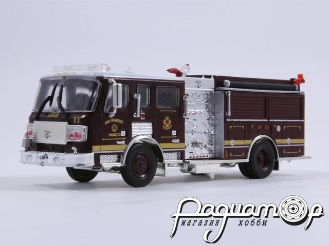 Alf Eagle Pumper пожарная (2006) KWS006