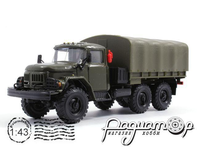 ЗиЛ-131 с тентом (1966) 2031 (TI)