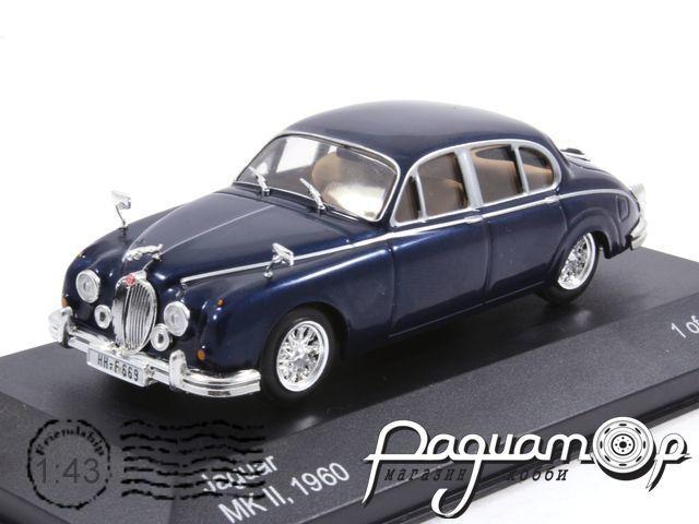Jaguar Mk II (1960) WB047 (Z)