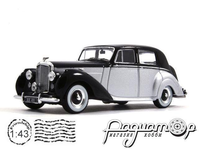 Bentley MK VI (1950) MUS052